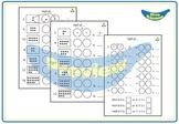 Halving Dots Activity Sheets
