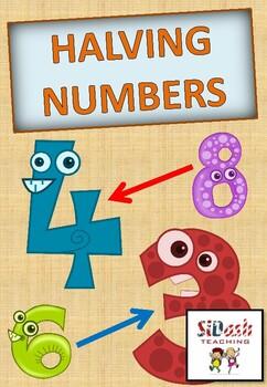 Halving Numbers