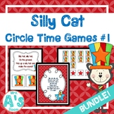 Silly Cat Circle Time Activities