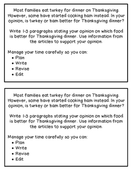 Ham vs. Turkey- Opinion