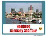 Hamburg Germany Tour Project - Digital or Printable - distance learning