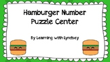 Hamburger Number Puzzle