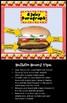 Hamburger Paragraph Bulletin Board Complete Kit