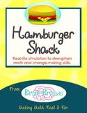 Hamburger Shack   Real Life Classroom Simulation for Math