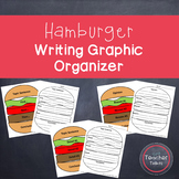 Hamburger Writing Graphic Organizer