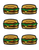 Hamburger Writing Model Small Version