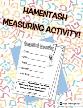 Hamentash Measuring Activity