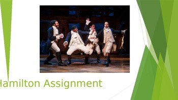 Hamilton Assignment