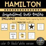 Hamilton Inspirational Posters