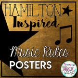 Hamilton-Inspired Music Rules