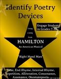 Hamilton Poetry Lesson Plan