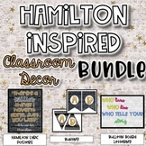 Hamilton Lyric Quote Posters and Bunting
