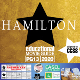 Hamilton Movie (Broadway Musical) Guide | Questions | Work