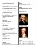 "Hamilton Musical ""Cabinet Battle 1 & 2"""