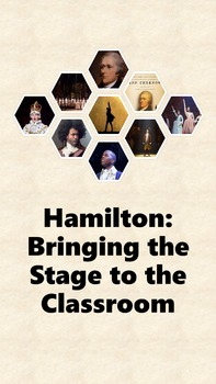 """Hamilton Stage to Classroom- """"Cabinet Battles 1 and 2"""" Rap Battles"""