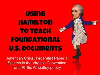 Hamilton and Foundational U.S. Documents