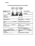 Hamilton and Jefferson Comparison Worksheet