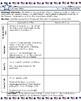 Hamilton's Financial Plan Graphic Organizer Worksheet with Answer Key