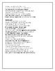 "Hamilton's Financial Plan Worksheet-  using""Hamilton the Musical"" Lyrics"