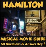 Hamilton the Musical Movie Guide (Disney+)