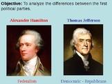 Hamilton v. Jefferson PowerPoint Presentation