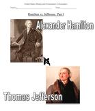 Hamilton vs Jefferson - Part 1