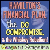 Alexander Hamilton, the Financial Plan,  DC Compromise, and Whiskey Rebellion!