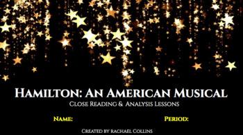 Hamilton Musical Complete Unit