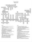 Hamlet Crossword
