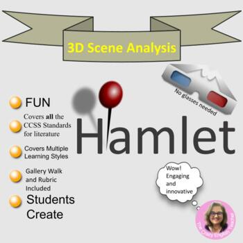 Hamlet: 3-D Scene Analysis Project Diorama: Standards Based