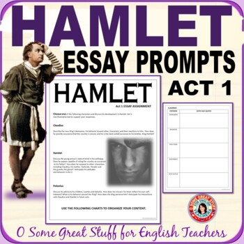 Hamlet Act 1 Essay Prompts