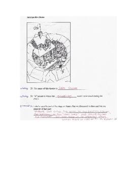 Hamlet Act 1 Test/Quiz