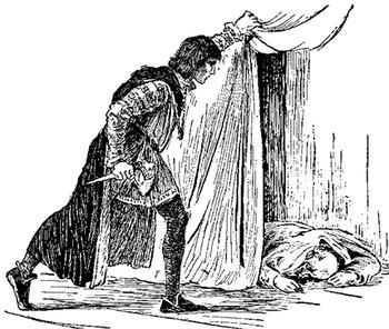 Hamlet Act 3 - Multiple Choice Quiz