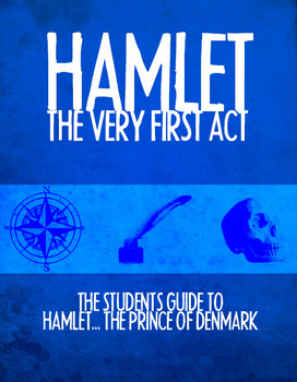 Hamlet Act I Study Guide with Teacher's Notes