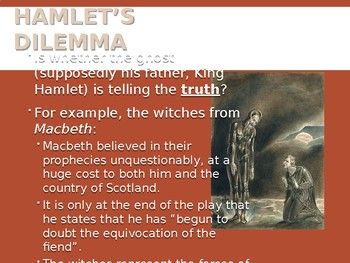 Hamlet Act I: The Ghost