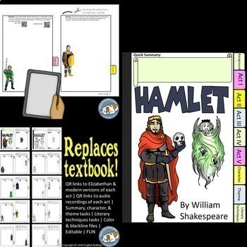 Hamlet Activity Mini Bundle