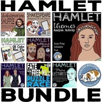 Hamlet Activity Mini Bundle