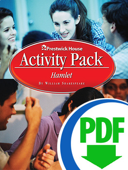 Hamlet Activity Pack