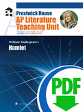 Hamlet AP Teaching Unit