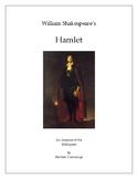 Hamlet: An Analysis of his Soliloquies