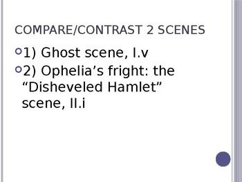 Hamlet - Analyzing Film As Text