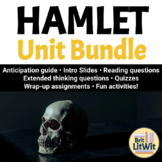 Hamlet Unit Bundle (Shakespeare)