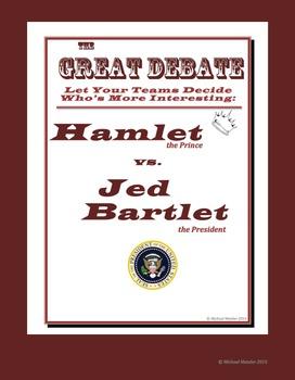 Hamlet Bundle: Hamlet Meets The West Wing