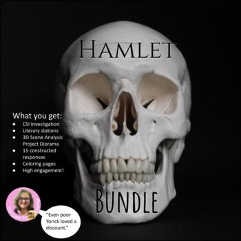 Hamlet Bundle of Lessons: Great Deal CCSS