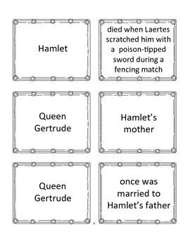 Hamlet Card Games
