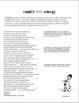 Hamlet: Comic Summaries and Activities