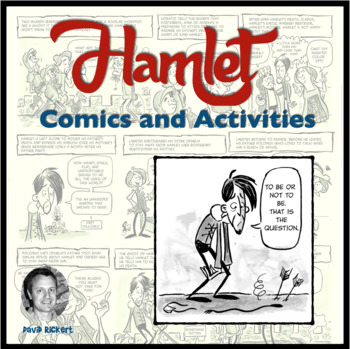 Hamlet: Comics and Activities