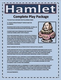 Hamlet Complete Novel/Play Package