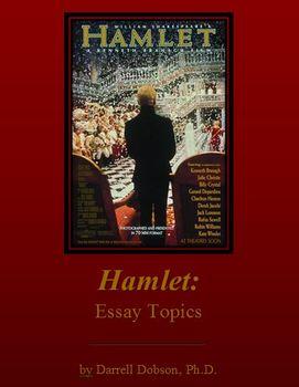 Persuasive Essay Samples Hamlet Essay Topics What Is An Expository Essay also Judy Brady I Want A Wife Essay Hamlet Essay Topics By Darrell Dobson Phd  Teachers Pay Teachers Third Person Narrative Essay