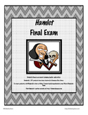 Hamlet Final Exam Test